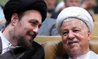 توصیفات اصلاحطلبان از روابط عاطفی سیدحسن خمینی و رفسنجانی!