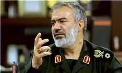 تسلط سپاه بر خلیج فارس ۲۴ ساعته و دائمی است/ عبور ۶ کشور از آبهای ایران مضر است/ بعد از بازداشت نظامیان آمریکایی ۱۸ جنگنده آنها به پرواز درآمد