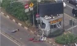 خبرگزاری فارس: چندین انفجار پایتخت اندونزی را به لرزه درآورد/دستکم۷ نفر کشته شدند/اندونزی به حالت آمادهباش درآمد/انفجار هفتم هم به وقوع پیوست+تصاویر