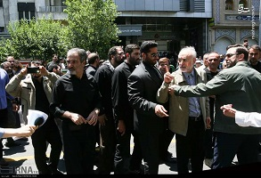 عصبانیت صالحی در راهپیمایی امروز تهران!+ تصاویر