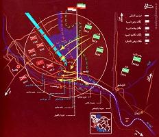 وقتی «صدام» گول خورد/ ارتش بعث در جشن شکست کربلای ۴ بود که ایرانی ها کربلای ۵ را آغاز کردند