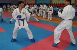 برد تیم هیات کاراته گیلان در سوپر لیگ مردان کشور