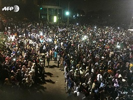 پایان عمر البشیر؛ ارتش با کودتا دیکتاتور سودان را خلع کرد/ حبس خانگی البشیر