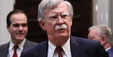 بولتون همکاران اقتصادی ایران را به تعقیب قضایی تهدید کرد
