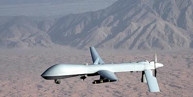 پدافند هوایی ارتش یمن، پهپاد آمریکایی را منهدم کرد