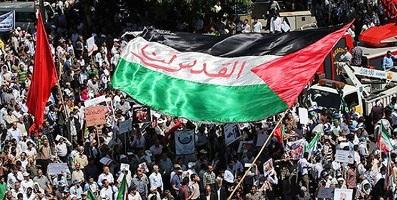 ایران یک صدا: مرگ بر اسرائیل