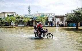 احتمال وقوع سیلاب در ۵ استان کشور