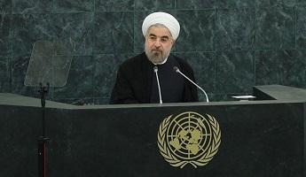 روحانی امروز در سازمان ملل سخنرانی می کند