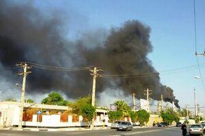جزئیات آتش سوزی در پالایشگاه آبادان