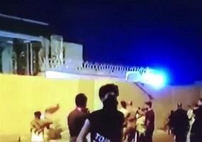 عذرخواهی سران قبائل کربلا از ملت و دولت ایران