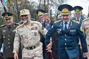 هیچ مشکلی در مرزهای مشترک ایران و جمهوری آذربایجان وجود ندارد