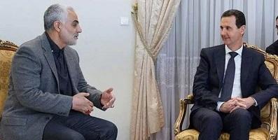 در دیدار سردار سلیمانی و بشار اسد هنگام محاصره دمشق چه گذشت؟