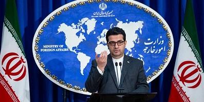 سخنگوی وزارت امور خارجه ایران: قطعنامه شورای حکام یک طلبکاری سیاسی است/ این زیادهخواهی را نمیپذیریم