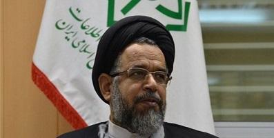 وزیر اطلاعات: تروریستترین جریان سلطنت طلبی جریان انجمن پادشاهی ایران شارمهد مربوط به تندر بود