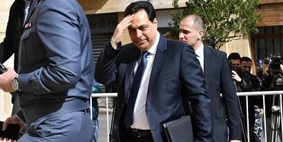 دولت لبنان استعفا کرد