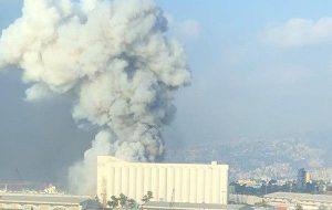 ارتباط گشتزنی ۴ هواپیمای جاسوسی آمریکا با انفجار بیروت