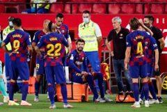 نقل و انتقالات بارسلونا | کدام بازیکنان جدا می شوند و کدام بازیکنان می مانند؟
