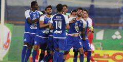 رقابت دو تیم پرسپولیس و استقلال/ آبی پوشان به فینال جام حذفی صعود کردند