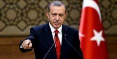 اردوغان به ماکرون: تاریخ فرانسه را بخوان