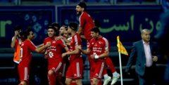 فینال حذفی های ۹۹/ تراکتور جام را از دستان استقلال گرفت