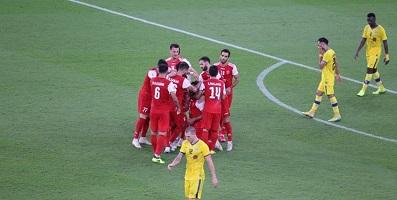 لیگ قهرمانان آسیا  پیروزی ارزشمند شاگردان گل محمدی مقابل تیم عربستانی