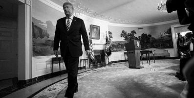 نیویورکتایمز:  ایالات متحده منزوی شده است