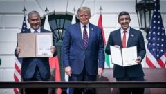بندهای توافق صلح امارات و رژیم صهیونیستی