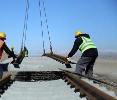 عملیات ساخت راهآهن رشت به آستارا از سر گرفته شد