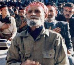 جمعه های«شهدایی» احرار?/برگی از زندگی حماسی پیر هفتاد و سه ساله جبهه ها؛ شهید عزیزالله رودباری، شهرستان رودبار