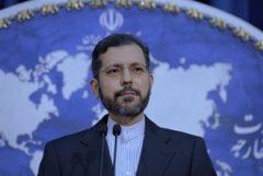 واکنش رسمی تهران به اصابت راکت به مناطق مرزی ایران/ بیتفاوت نخواهیم ماند