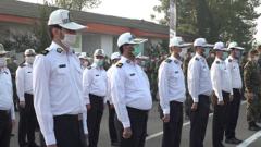آغار ویژه برنامه های هفته نیروی انتظامی درگیلان