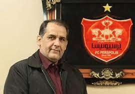 رسول پناه مدیرعامل پرسپولیس استعفا کرد+ متن بیانیه