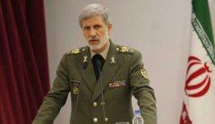 وزیر دفاع: زمینه فروش و خرید تسلیحات برای ایران فراهم است