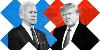 نظرسنجی| پیشتازی ۹ درصدی بایدن از ترامپ، دو هفته تا انتخابات آمریکا