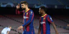 لیگ قهرمانان اروپا| برد سخت بارسلونا درنیوکمپ/ناگلزمن برنده تفکر آلمانی