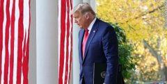 ترامپ: تخلفات، نشان دهنده انتخاباتی برخلاف قانون اساسی بود