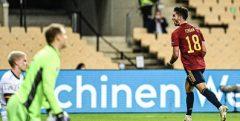 شکست تحقیرآمیز ۶ بر صفر آلمان در خاک اسپانیا