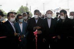 افتتاح چند طرح بنادر و دریانوردی گیلان با حضور وزیر راه در انزلی