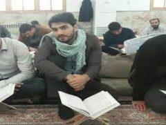 جمعه های«شهدایی» احرار 🌷/شهید بابک نوری عزیز: پدرم! شما دعا کن که با دوستان شهیدت محشور شوم