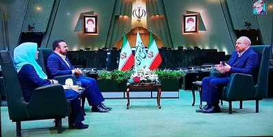 قالیباف: آقای روحانی ما هول نشدیم، ٧سال است منتظریم کار کنید!