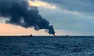 کشتی+انفجار